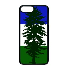 Flag Of Cascadia Apple Iphone 7 Plus Seamless Case (black) by abbeyz71