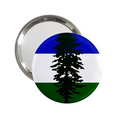 Flag 0f Cascadia 2 25  Handbag Mirrors by abbeyz71