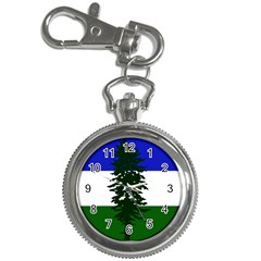 Flag 0f Cascadia Key Chain Watches by abbeyz71