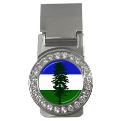Flag 0f Cascadia Money Clips (cz)  by abbeyz71