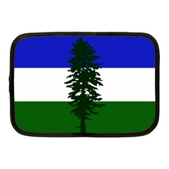 Flag 0f Cascadia Netbook Case (medium)  by abbeyz71
