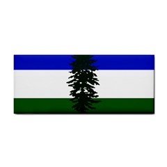Flag 0f Cascadia Cosmetic Storage Cases by abbeyz71