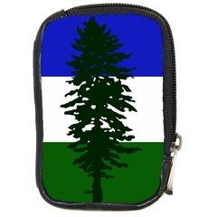 Flag 0f Cascadia Compact Camera Cases by abbeyz71