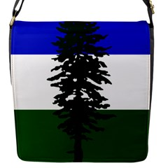Flag 0f Cascadia Flap Messenger Bag (s) by abbeyz71