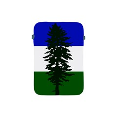 Flag 0f Cascadia Apple Ipad Mini Protective Soft Cases by abbeyz71