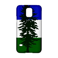Flag 0f Cascadia Samsung Galaxy S5 Hardshell Case  by abbeyz71