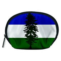Flag 0f Cascadia Accessory Pouches (medium)  by abbeyz71