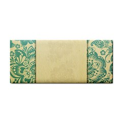 Art Nouveau Green Cosmetic Storage Cases by 8fugoso