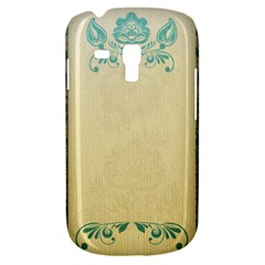 Art Nouveau Green Galaxy S3 Mini by 8fugoso