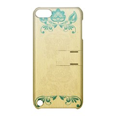 Art Nouveau Green Apple Ipod Touch 5 Hardshell Case With Stand by 8fugoso