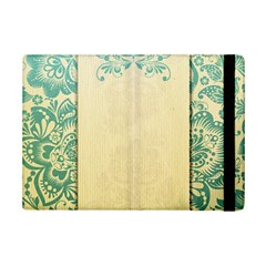 Art Nouveau Green Ipad Mini 2 Flip Cases by 8fugoso