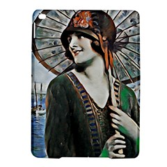 Lady Of Summer 1920 Art Deco Ipad Air 2 Hardshell Cases by 8fugoso