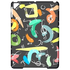 Repetition Seamless Child Sketch Apple Ipad Pro 9 7   Hardshell Case by Nexatart