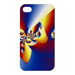 Mandelbrot Math Fractal Pattern Apple Iphone 4/4s Hardshell Case by Nexatart