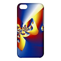 Mandelbrot Math Fractal Pattern Apple Iphone 5c Hardshell Case by Nexatart