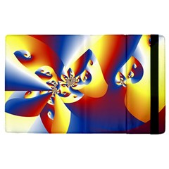 Mandelbrot Math Fractal Pattern Apple Ipad Pro 12 9   Flip Case