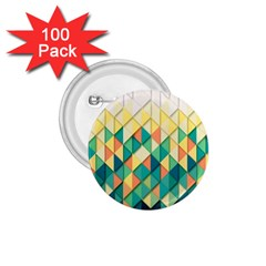 Background Geometric Triangle 1 75  Buttons (100 Pack)  by Nexatart