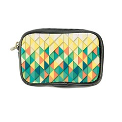 Background Geometric Triangle Coin Purse by Nexatart