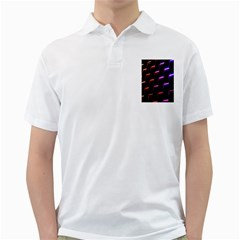 Mode Background Abstract Texture Golf Shirts