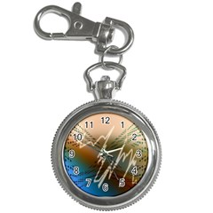 Pop Art Edit Artistic Wallpaper Key Chain Watches