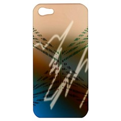 Pop Art Edit Artistic Wallpaper Apple iPhone 5 Hardshell Case