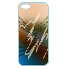 Pop Art Edit Artistic Wallpaper Apple Seamless iPhone 5 Case (Color)