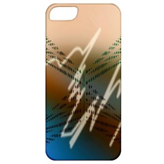 Pop Art Edit Artistic Wallpaper Apple iPhone 5 Classic Hardshell Case