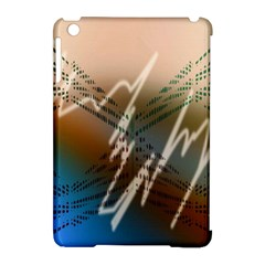 Pop Art Edit Artistic Wallpaper Apple iPad Mini Hardshell Case (Compatible with Smart Cover)