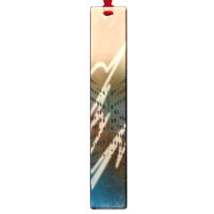 Pop Art Edit Artistic Wallpaper Large Book Marks
