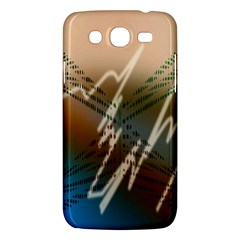 Pop Art Edit Artistic Wallpaper Samsung Galaxy Mega 5.8 I9152 Hardshell Case