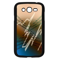 Pop Art Edit Artistic Wallpaper Samsung Galaxy Grand DUOS I9082 Case (Black)