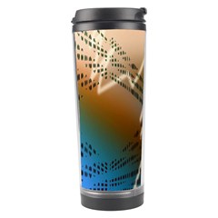 Pop Art Edit Artistic Wallpaper Travel Tumbler