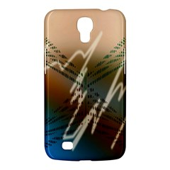 Pop Art Edit Artistic Wallpaper Samsung Galaxy Mega 6.3  I9200 Hardshell Case