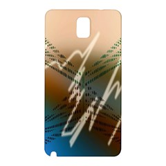 Pop Art Edit Artistic Wallpaper Samsung Galaxy Note 3 N9005 Hardshell Back Case