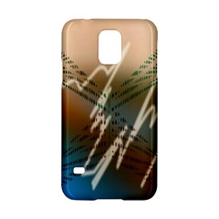 Pop Art Edit Artistic Wallpaper Samsung Galaxy S5 Hardshell Case