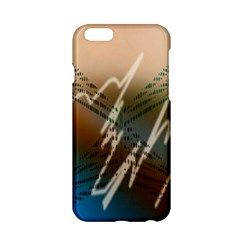 Pop Art Edit Artistic Wallpaper Apple iPhone 6/6S Hardshell Case