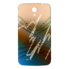 Pop Art Edit Artistic Wallpaper Samsung Galaxy Mega I9200 Hardshell Back Case