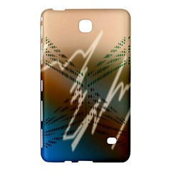 Pop Art Edit Artistic Wallpaper Samsung Galaxy Tab 4 (8 ) Hardshell Case