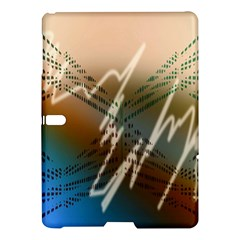 Pop Art Edit Artistic Wallpaper Samsung Galaxy Tab S (10.5 ) Hardshell Case