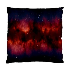 Astronomy Space Galaxy Fog Standard Cushion Case (two Sides)