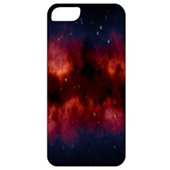 Astronomy Space Galaxy Fog Apple Iphone 5 Classic Hardshell Case by Nexatart