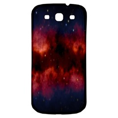 Astronomy Space Galaxy Fog Samsung Galaxy S3 S Iii Classic Hardshell Back Case