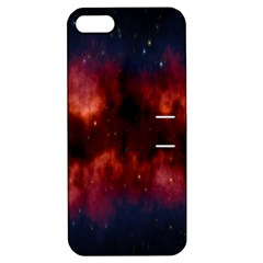 Astronomy Space Galaxy Fog Apple Iphone 5 Hardshell Case With Stand by Nexatart