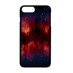 Astronomy Space Galaxy Fog Apple Iphone 7 Plus Seamless Case (black) by Nexatart