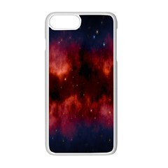 Astronomy Space Galaxy Fog Apple Iphone 8 Plus Seamless Case (white) by Nexatart