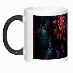 Abstract Background Texture Pattern Morph Mugs by Nexatart
