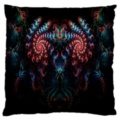 Abstract Background Texture Pattern Large Cushion Case (two Sides)