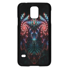 Abstract Background Texture Pattern Samsung Galaxy S5 Case (black) by Nexatart