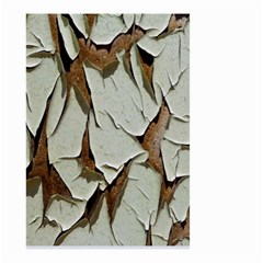 Dry Nature Pattern Background Small Garden Flag (two Sides)