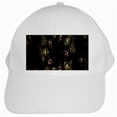Fractal Art Digital Art White Cap